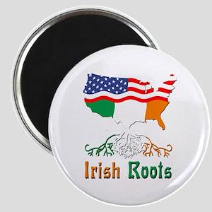 American Irish Roots Magnet