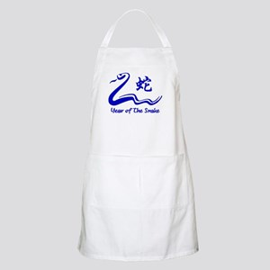 Chinese Year of The Water Snake 1953 2013 Apron