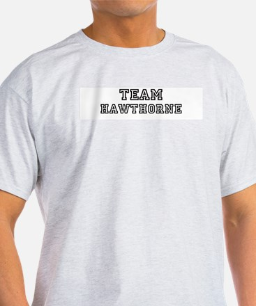 Team Hawthorne Ash Grey T-Shirt