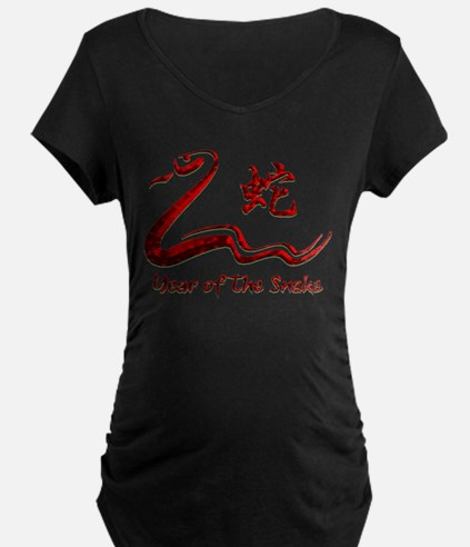 Chinese Year of The Fire Snake 1977 T-Shirt