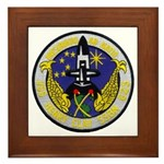 USS HENRY CLAY Framed Tile