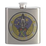 USS HENRY CLAY Flask