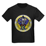 USS HENRY CLAY Kids Dark T-Shirt