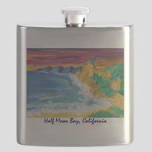 Half Moon Bay 700 Flask