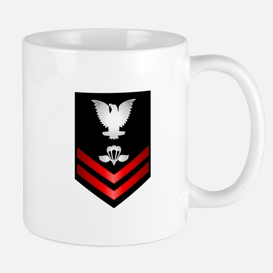 Navy PO2 Aircrew Survival Equipmentman Mug