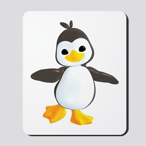 Penguin Dance Mousepad