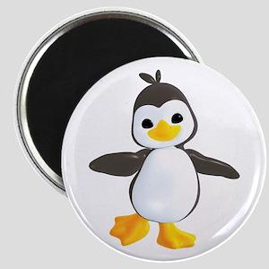 Penguin Dance Magnet