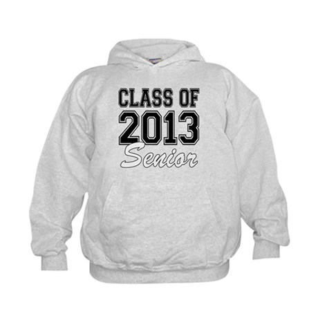 Class of 2013 Senior Kids Hoodie