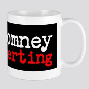 I find Romney disconcerting Mug