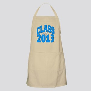 Class of 2013 (blue) Apron