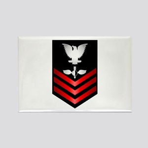 Navy Aerographer First Class Rectangle Magnet