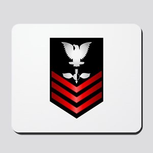 Navy Aerographer First Class Mousepad