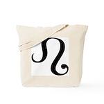 Leo Symbol Tote Bag