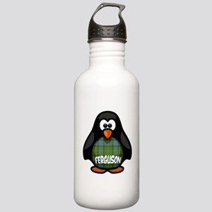 Ferguson Tartan Pengui Stainless Water Bottle 1.0L