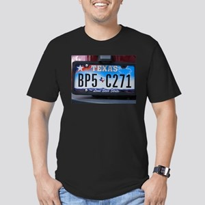 TEXAS™ Men's Fitted T-Shirt (dark)