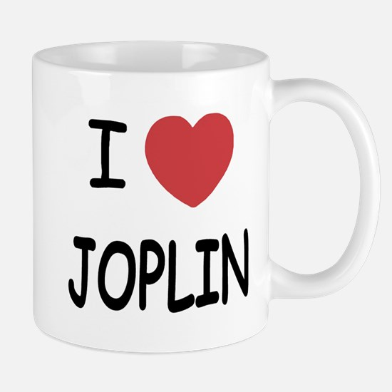 I heart joplin Mug