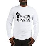 Revolution Breakfast For Dinner Long Sleeve T-Shir