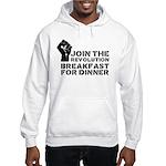 Revolution Breakfast For Dinner Hooded Sweatshirt