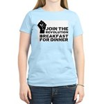 Revolution Breakfast For Dinner Women's Light T-Sh