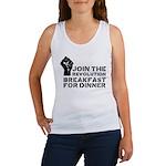 Revolution Breakfast For Dinner Women's Tank Top