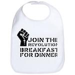 Revolution Breakfast For Dinner Bib