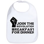 Revolution Breakfast For Dinner Bib
