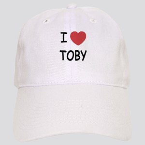 I heart TOBY Cap
