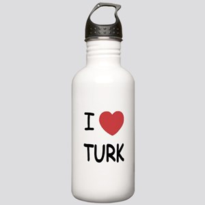 I heart TURK Stainless Water Bottle 1.0L