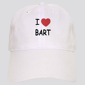 I heart BART Cap