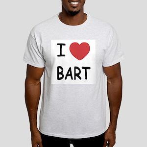 I heart BART Light T-Shirt