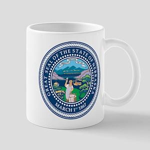 Nebraska State Seal Mug