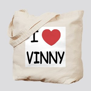 I Heart Vinny Tote Bag