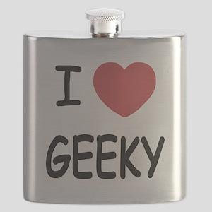 I heart GEEKY Flask