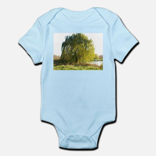 Blowing in the wind Infant Bodysuit