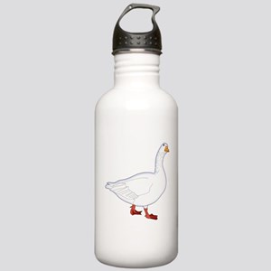 White Goose Stainless Water Bottle 1.0L