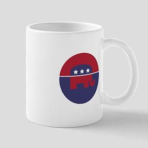 Republican Elephant Patriot Mug