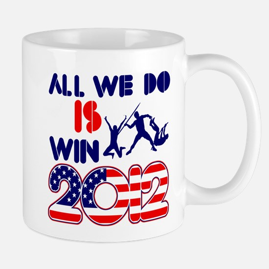 USA Decathlon Designs Mug