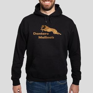 Dantero Malinois Logo Hoodie (dark)