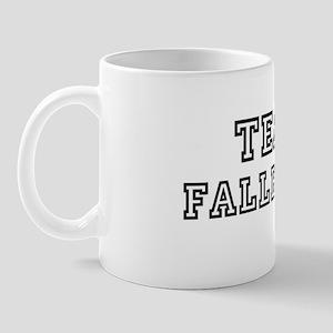 Team Fallbrook Mug