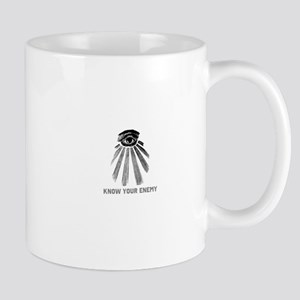 Know Your Enemy 1 Mug