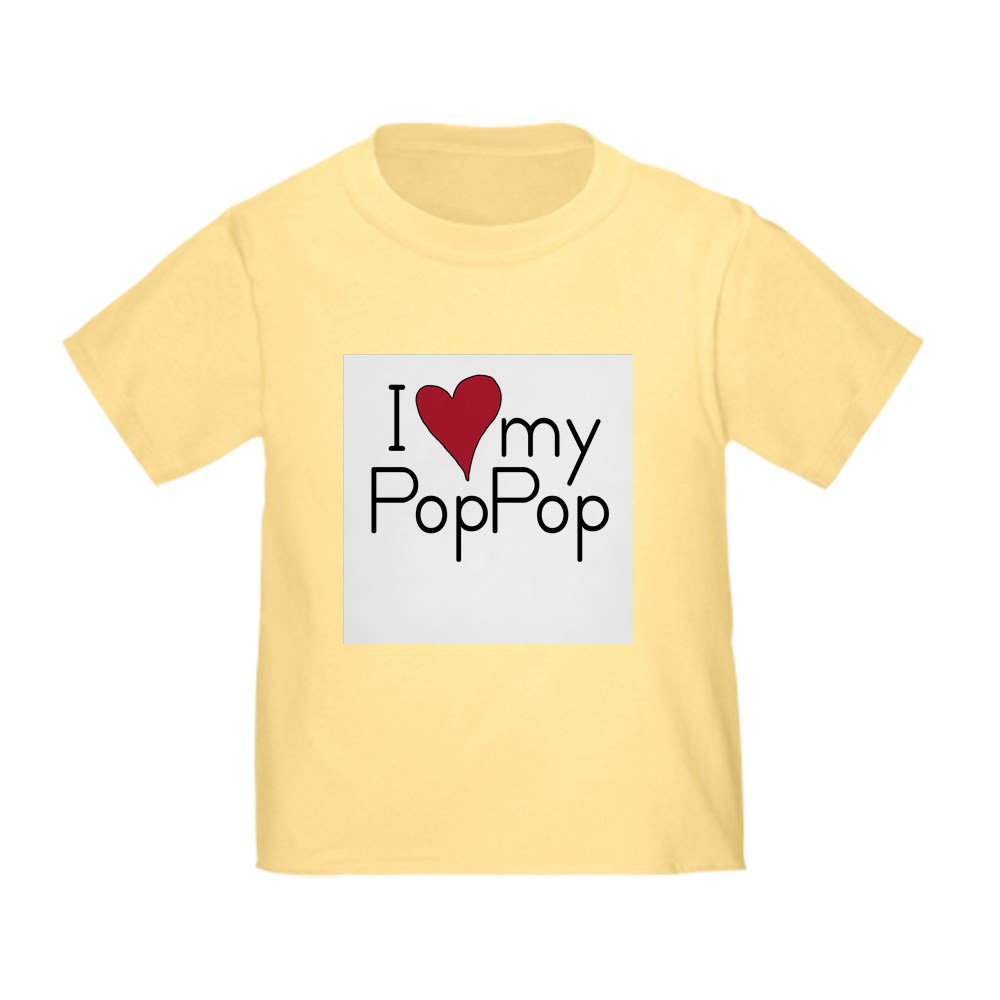 CafePress-I-Love-My-Poppop-Toddler-T-Shirt-Toddler-T-Shirt-67694846 thumbnail 13