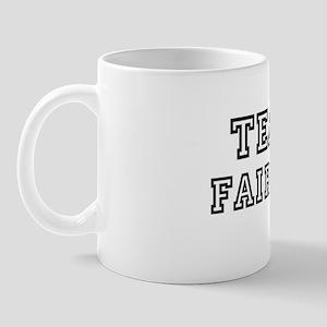 Team Fairfax Mug