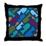 Tuba Band Gift Throw Pillow