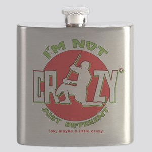 Im Not Crazy (lacrosse) Flask