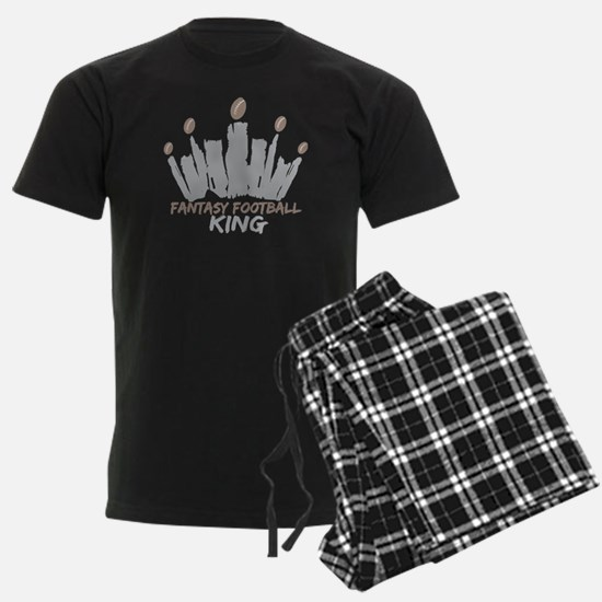 Fantasy Football King Pajamas