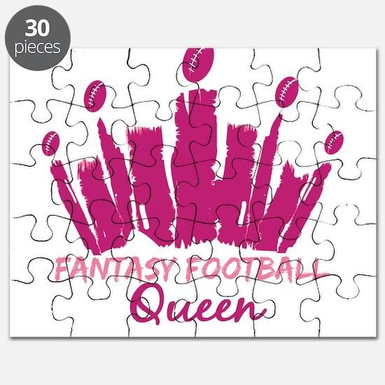 Fantasy Football Queen Puzzle