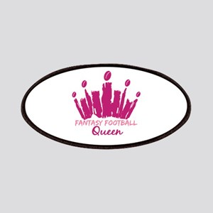 Fantasy Football Queen Patches