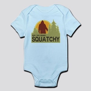 squatch-5 Body Suit