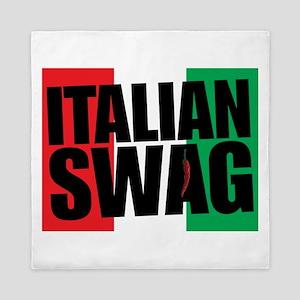 Italian Swag Queen Duvet