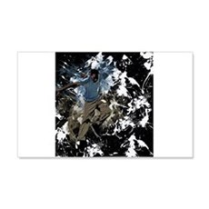 Freestyle parkour Wall Decal